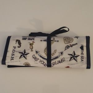 Brighton Seaside Chic Awesome Travel Jewlery Bag